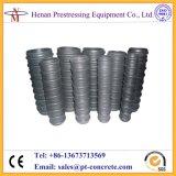 Pfosten Tensioing gewundene HDPE Leitung von 40mm bis 135mm