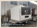 Ristorante mobile del rimorchio mobile multifunzionale del negozio di Ys-Fb290A da vendere