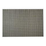 Klassisches 8X8 Gewebe gesponnenes Placemat für Tischplatte u. Bodenbelag