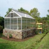 ポリカーボネートの庭の温室の農業の温室
