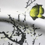 Tessuto del jacquard tinto filato di qualità superiore del fronte del raso di buona qualità