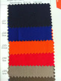 Tissu 100% ignifuge de coton pour des vêtements de travail de Safy