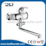 Misturador do Faucet de bacia de lavagem do banheiro da cozinha da bacia da torneira de água do cromo
