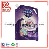 Levantarse el bolso de empaquetado líquido plástico de aluminio