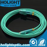 Om3 LC à SC de câble de raccordement à fibre optique