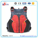 Garde-boue Zipper Pockets PVC mousse Solas approuvé Red Ocean Life Jacket