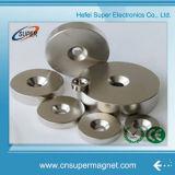 Starke Lichtbogen NdFeB Segment-Magneten des Neodym-N50
