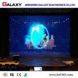 Tabellone fisso dell'interno di alta risoluzione del LED P1.875/P1.904 per la fase della TV, riflettente centro