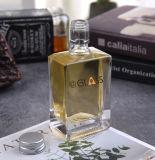 Bottiglia di vetro libera per l'olio di oliva/bottiglia dei liquori