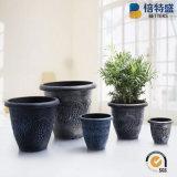 Ahorre un 10% Muestra gratuita de latón Premium el cepillado de las plantas ornamentales pintura plástica Macetas jardineras