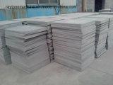 Паллет блока PVC пластичной доски кирпича конкретный