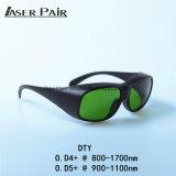 Schutz 980nm, 1064nm, 1320nm, 1470nm 800 Laser-Eyewear - 1700nm Protecive Wellenlänge-Sicherheits-Schutzbrillen für Dioden, Nd: YAG