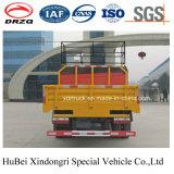 verticale Lift van de Vrachtwagen van het Platform van 10m Dongfeng de Lucht