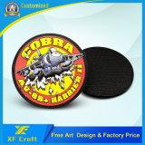Het goedkope RubberFlard van pvc van de Douane van de Prijs van de Fabriek voor de Herinnering van het Leger (xf-PT13)