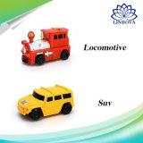 Juguetes inductivos electrónicos del tanque del carro de los coches de los juguetes mágicos creativos mini con la pluma de gráfico para los regalos de los niños