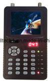 完全なHD 3.5インチのデジタルHDMIの出力が付いている衛星ファインダーのメートル