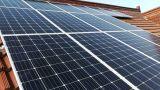Todo en un panel solar 260W-320W para sistema independiente
