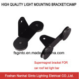 Soporte de imán super fuerte para barra de luz de trabajo LED