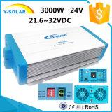Shi-3000W-24V/48V-220V 21.6~32VDC solare fuori dall'invertitore puro dell'onda di seno di griglia