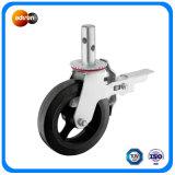 Hochleistungsbaugerüst-Fußrollen-Rad