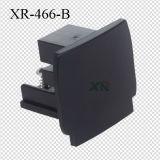 Крышка конца PC материальная для освещения следа СИД (XR-466)