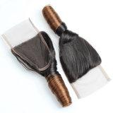 Encierro brasileño del pelo de Ombre del cordón de la Virgen de calidad superior del encierro