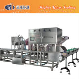 プラスチック鍋ジュースの満ちるシーリング機械