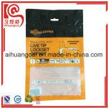 La bolsa de plástico modificada para requisitos particulares para el empaquetado de los conjuntos del bloqueo