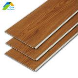 A decoração interior impermeável de plástico de PVC Cep Plank Clique em pisos de vinil DC-F001