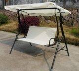 高水準の耐久財3のSeatersの庭の振動椅子
