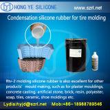 Давление в шинах силиконовый пресс-форм, RTV-2 силикона, Moldable силиконового каучука