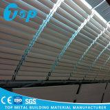 Потолок крыши металлического листа отделки зеркала покрытия порошка PVDF