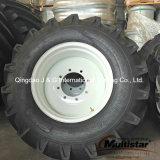 アセンブリ農業の15.5/80-24農場トラクターのタイヤ