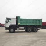 建築工事のためのHOWO 10の荷車引きのダンプカートラックのダンプトラック