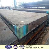 placa de acero del molde laminado en caliente 1.2311/P20/PDS-3/3Cr2Mo para el acero especial