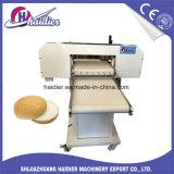 Trancheuse automatique de pain d'hamburger utilisée par usine de /Bread de restaurant de Kfc/