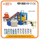 Allemagne Technologie Interlocking Paver Brick Ciment Béton Block Making Machine