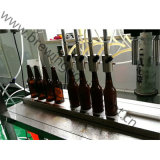 250ml automatique Le flacon en verre de bière de machines de remplissage