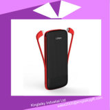 5000mAh Quick Charge 2.0 Dual USB Port Li-Polymer Power Bank