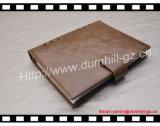 Dokumenten-Faltblatt Qualität PU-A5 mit Schnellschliessen