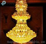 芸術の照明(C-Y)のための卸し売り最上質の装飾的なフロートガラス