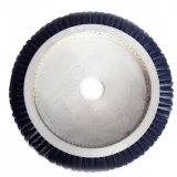 Balai chaud de Stenter de cheveu de porc de nature de vente pour la machine de Monforts