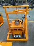 Mobile40-3Qt c Camada Ovo máquina para fazer blocos de concreto tijolo oco máquina de formação