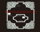 Esquina de poliuretano elegante para la decoración interior de la habitación