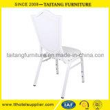 고아한 백색 합금 결혼식 연회 의자 도매