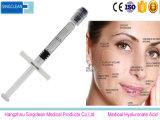 L'acide hyaluronique lèvre pour l'Esthétique de remplissage