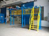 Doubles machines se rassemblantes de vrillage de toronnage de câblage cuivre nu élevé de productivité (FC-1000B)