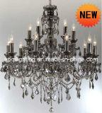 Neueste Entwurfs-Form-moderne Glaslampe (AQ0260-10+5)