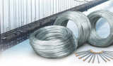 fil d'acier de zinc en aluminium mélangé du zinc -5% Aluminumed de 2.7mm