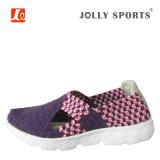 Chaussures colorées d'armure de mode de type neuf de loisirs pour des dames de femmes